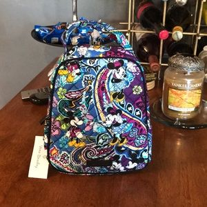 Disney Vera Bradley Lunch tote. New with tag.